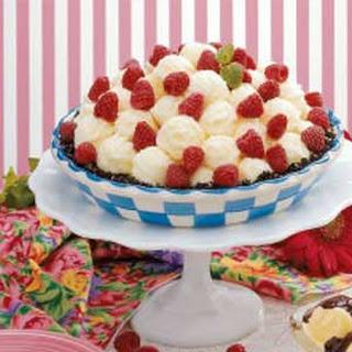 Scoops of Ice Cream Pie
