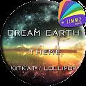 Jimmz Theme - Dream Earth icon