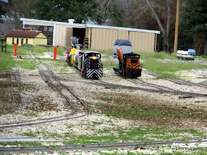 Photo: Gary Brothers SW1500 on left and Rich Businger's SW1500      HALS Chili Fest Meet 2014-0301 RPW