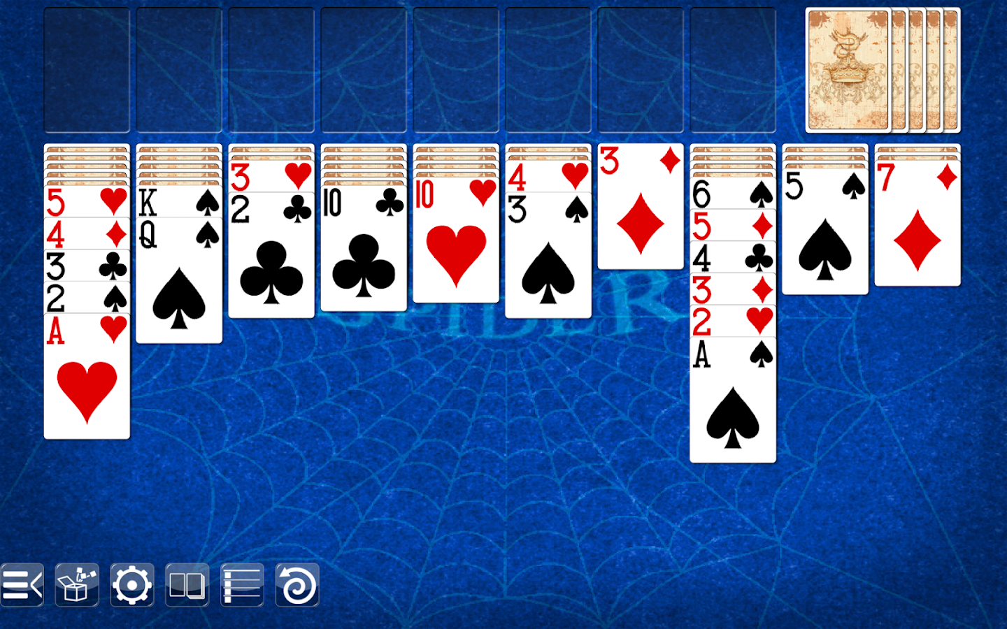 google games free online games spider solitaire