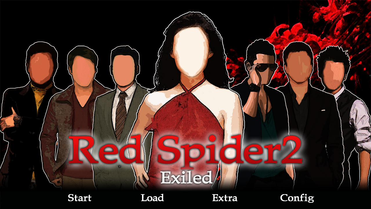 Red Spider2: Exiled- screenshot