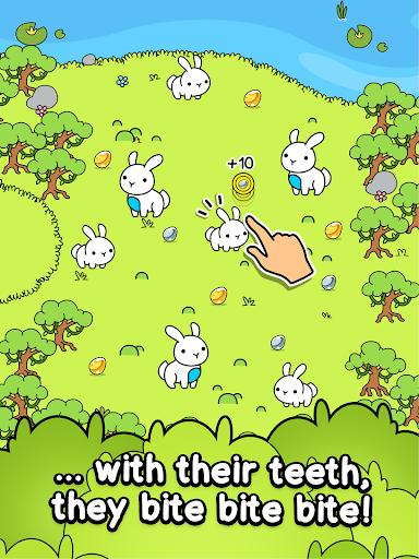 Rabbit Evolution - Tapps Games apkpoly screenshots 10