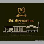 St. Bernardus St. Bernardus 70th Anniversary