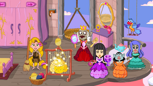 Pepi Wonder World - screenshot