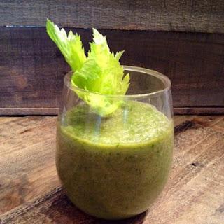 Green Tea Kale Smoothie