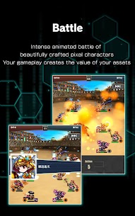 Brave Frontier (MOD, Unlimited Energy, God Mode, Parades Free Access) 3