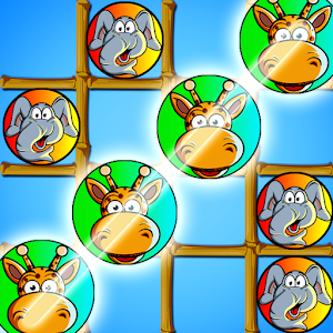4 Animals In Row for PC and MAC