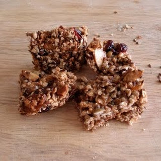 Sunday Granola Bars