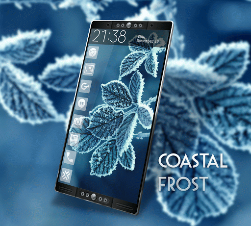 Coastal Frost - Icon Pack