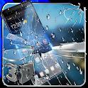 Rain Broken Glass icon