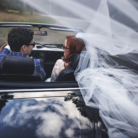 Fotógrafo de bodas Andrey Gali (agphotolt). Foto del 13.01.2018