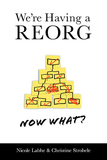 We're Having a REORG - Now What?