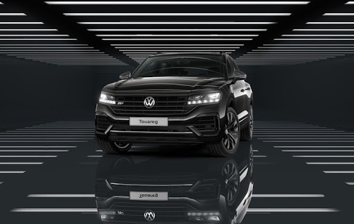 Introducing the Touareg with Black Style package