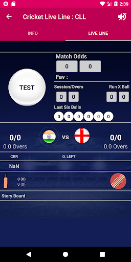 Cricket Live Line : CLL (Fastest App in The World) screenshot 4