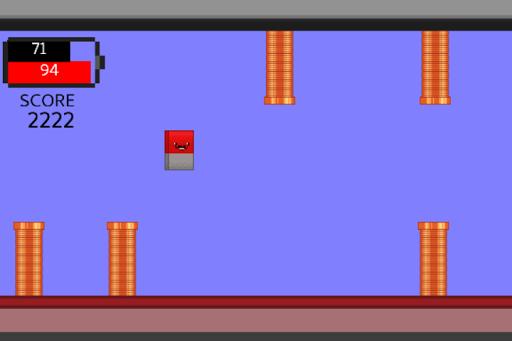 Magnet Jump: Flap Tap Jump Endless Hop  captures d'écran 1