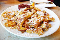 Kaiserschmarrn (takes longer to prepare. Ideal to share!)