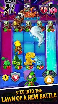 Plants vs. Zombies Heroes - screenshot