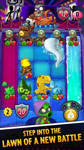 Plants vs. Zombies™ Heroes- screenshot