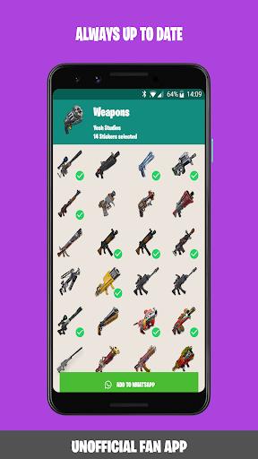 FBR Stickers for WhatsApp 1.04 screenshots 5