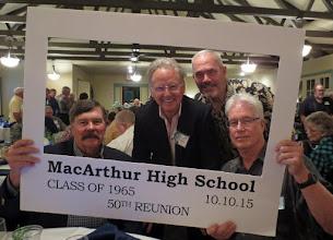 Photo: Ralph Rogers, Jim Williams, Bob Maddocks, Bill Gordon