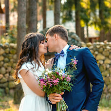 Wedding photographer Ekaterina Biryukova (KatrinaB). Photo of 02.09.2017