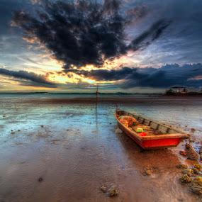 New Hope by Arief Wardhana - Transportation Boats