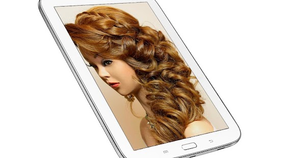 Hairstyle Changer For Girl Images And Videos Android Apps On - Hair style changer app for android