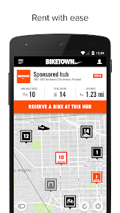 BIKETOWNpdx- screenshot thumbnail