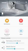 Screenshot of Samsung Level