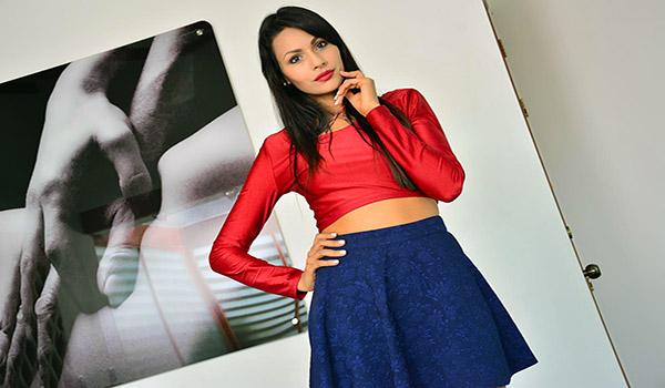 Porndoe - Un polvazo con la hermosa latina infiel Abril Fernandez
