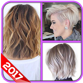 Short Hairstyles & Trends 2017