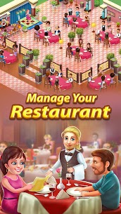 Star Chef: Cooking & Restaurant Game MOD Apk 2.17.3 1
