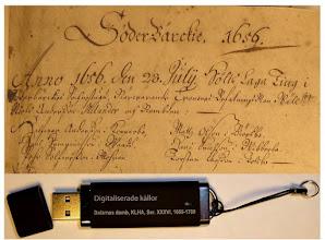 Photo: Källa: Landsarkivet i Uppsala, Kopparbergs läns häradsrätts arkiv (KLHA); Söderbärke tingslags häradsrätt; Serie: Domböcker; Seriesignum: XXXVI, A I: 1, 1656-1684; A I: 2, 1685-1696; A I: 3, 1697-1700; A I: 4, 1700-1704.