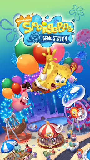 SpongeBob Game Station 4.9.0 screenshots 1