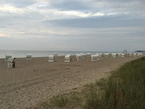 Photo: Nur 200 m entfernt: Der Weidefelder Strand