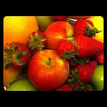 Photo: More fresh fruits #intercer - via Instagram, http://instagr.am/p/KRmA_dJfsH/
