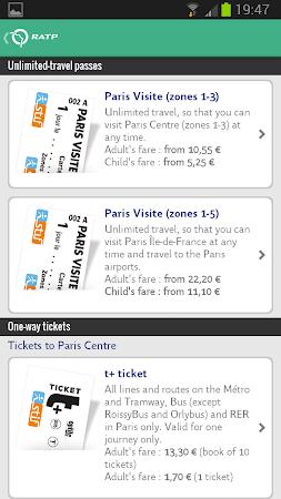 Visit Paris by Metro - RATP 1.6.6 screenshot 300052