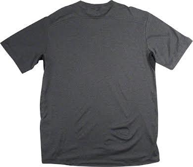 Bellwether Power Line Men's Short Sleeve Jersey: Charcoal SM alternate image 0