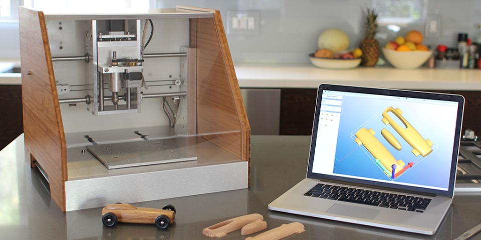 Tech Breakdown: Carbide 3D's Nomad 883 Pro