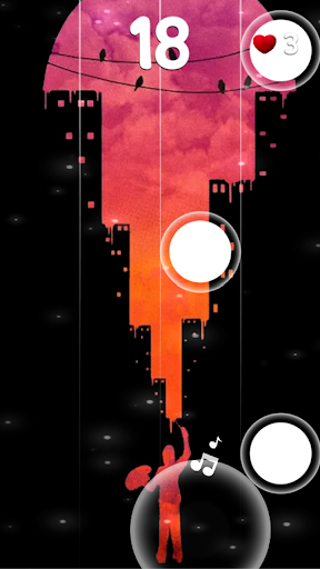 Big Hero 6 Theme Song Dream Tiles 1.0 screenshots 4