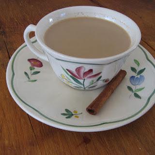Spiced Carob Cocoa – Warm or Iced.