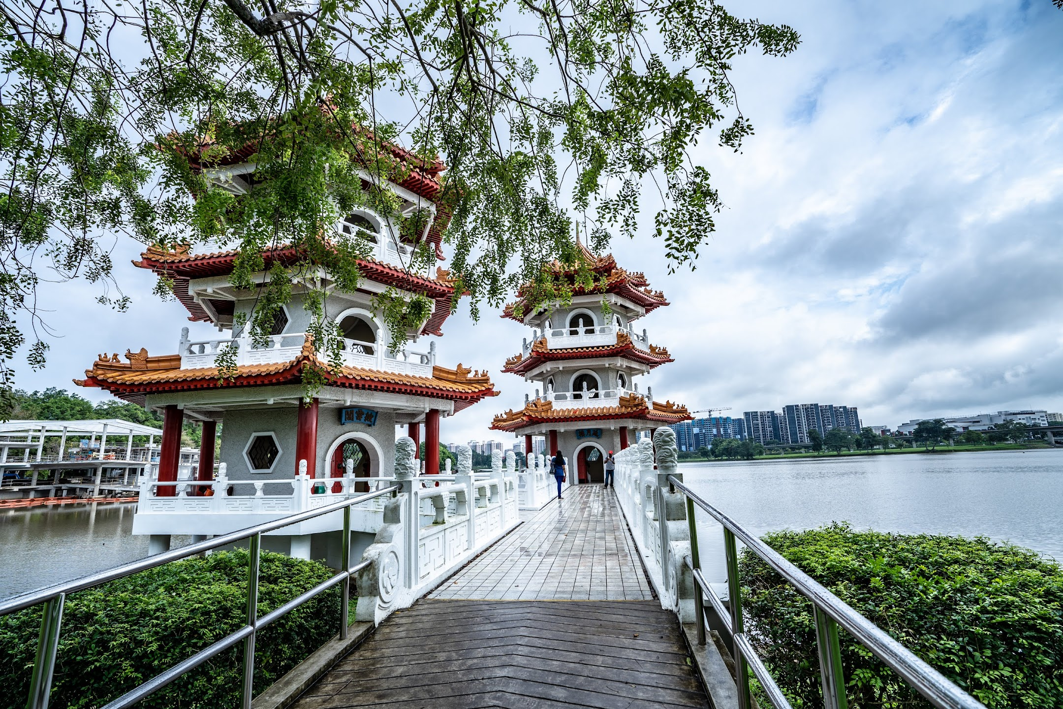 シンガポール チャイニーズ・ガーデン (Chinese Garden) 4
