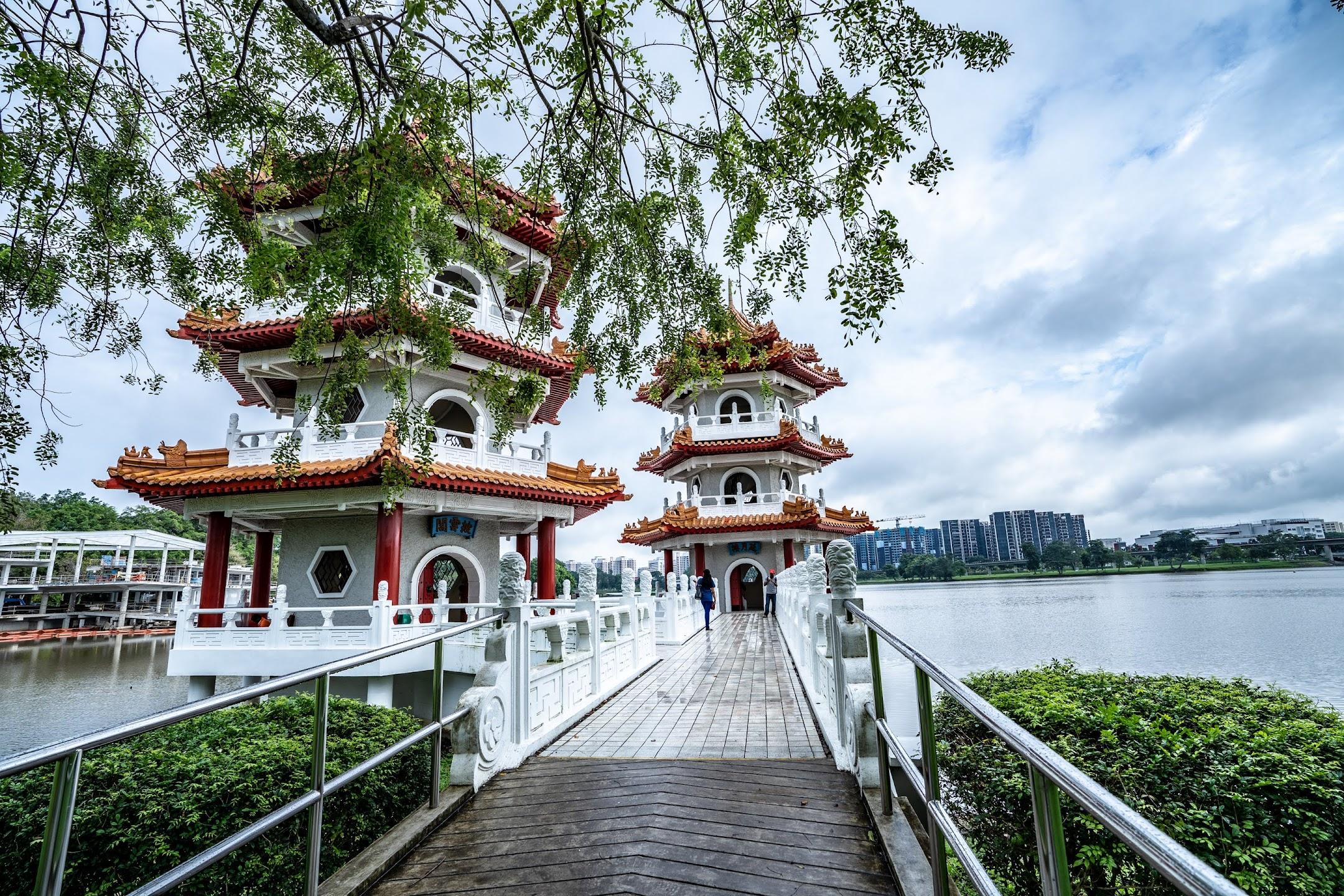 Singapore Chinese Garden4