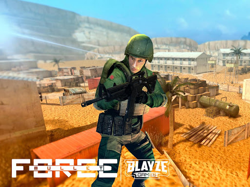 Bullet Force - Online FPS  gameplay | by HackJr.Pw 15