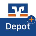 DepotPLUS –  Finanzassistent icon
