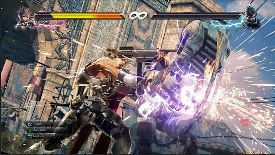World'sCheats Tekken 7 - náhled