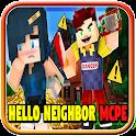 Addon Hello Neighbor for Minecraft PE icon