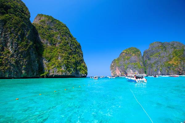 Visit the famous Maya Bay