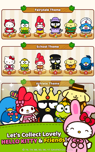 Hello Kitty Friends 1.7.0 screenshots 11