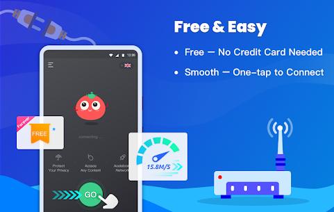 Free VPN Tomato | Fastest Free Hotspot VPN Proxy 2